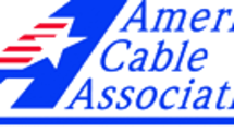 Surprise! The American Cable Association favors tiered broadband pricing