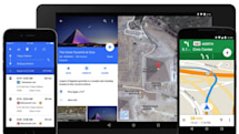 Google Maps gets a makeover with built-in restaurant reservations