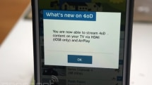 4oD iOS app now supports AirPlay and HDMI mirroring