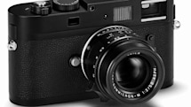 Leica M Monochrom captures exclusively in black and white, costs far more than your color-abled shooter