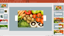 PowerPoint spruces up your presentation using image recognition