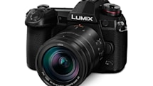 Panasonic's photo-centric Lumix G9 borrows from the GH5