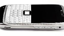 Nokia's stunning E71 gets diamond-clad makeover