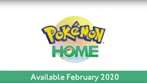 Pokémon Home's cloud transfer service launches next month