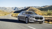 BMW launches a performance 7 Series PHEV