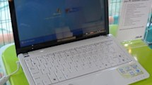 ASUS' Eee PC Seashell 1101HA gets hands-on treatment ahead of European launch