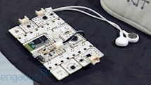 Hands-on with BITalino, a microcontroller board for quirky and serious projects alike (video)