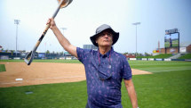 Bill Murray's Facebook show is a tour of minor league baseball