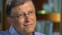 Charlie Rose interviews 'Bill Gates 2.0' on 60 Minutes: the man after Microsoft