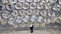 German researchers built a molecule-splitting artificial sun