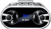 Blaupunkt's Velocity 2Go boombox is car-mountable