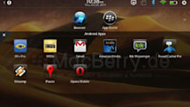 Android apps on the PlayBook can keep their built-in ads, won't support RIM ads