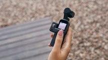 DJI's stabilized Osmo Pocket camera costs $349
