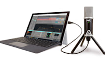 Apogee's new MiC 96k works with Windows for USB recording