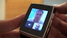 LG GD910 used for cringe-worthy demo video call