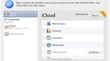 Mac OS X Lion 10.7.2 beta brings iCloud support, no bug fixes