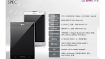 LG Optimus Vu II specs leak out: twice the RAM of the original, few other changes