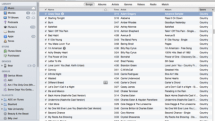 iTunes 11 for old fogies: goin' back to the way it was