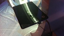 HP Spectre spotted on CES show floor