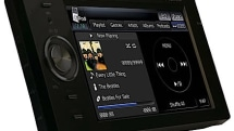 Pioneer's AVIC-F500BT GPS nagivator offers voice control of iPods and Bluetooth cellphones