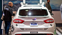 Ford takes an anti-Uber approach to self-driving cars