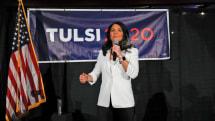 Judge dismisses Tulsi Gabbard's $50 million ad lawsuit against Google
