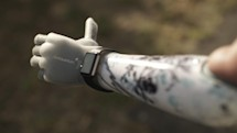 Powered prosthetics turn mundane tasks into monumental feats