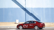 Better Place takes its electric vehicle network in Israel for a silent spin
