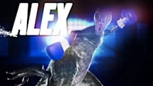 Tekken Tag Tournament 2 now has a dinosaur with boxing gloves named Alex