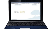 ASUS and Amazon team up to pre-install Kindle for PC on netbooks and laptops
