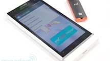 PQI demos NFC-encrypted flash drive, offers different access modes via Android app