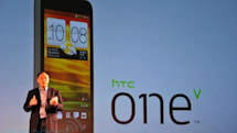 HTC One V unveiled: Sense 4.0 on ICS, Beats audio, 3.7-inch WVGA LCD