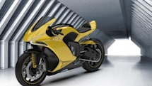 BlackBerry and Damon Motorcycles are collaborating on an electric superbike