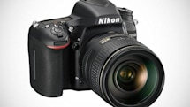 Nikon's full frame D750 packs a tilting LCD and WiFi for pros on the go