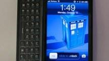 Boxwave Keyboard Buddy Case for iPhone: Backlit BT slide-out keyboard