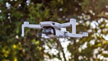 Drones can navigate like bats using four mics and a speaker
