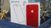 Engadget giveaway: Win a Product Red edition iPhone 7 courtesy of Speck!