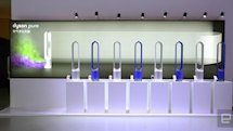 Dyson's updated air purifiers remove more harmful gases