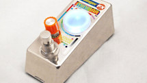 Finally: A guitar pedal you're supposed to spill beer on