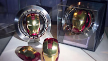 Iron Man mouse fuels your hot-rod red obsession, is all about the next mission