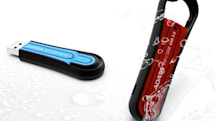 ADATA S101 flash drive brings USB 3.0 speeds, shrugs off shocks and splashes