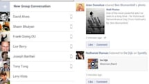 Facebook Android app update requires Froyo, tweaks messaging and picture taking