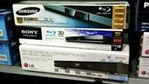 Sony's 3D-ready Blu-ray players released into the retail wilderness
