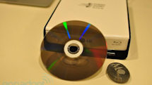 M-Disc holds your data 'forever,' we go hands-on for a few minutes (video)