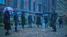 Netflix superhero show 'The Umbrella Academy' debuts February 15th