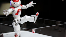 Japan trials AI and robots to boost English skills in schools