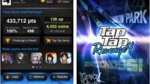 Tiesto tracks released inside Tap Tap music game
