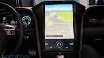 QNX outfits a Bentley Continental GT with Car Platform 2.0, we go hands-on (video)