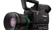 Panasonic AF100 Micro Four Thirds video camera ships today, right on schedule