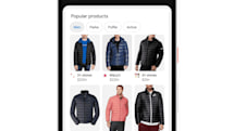 Google can point you toward the popular clothes in many stores